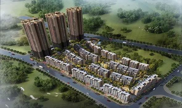 中江山水前城
